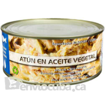 1000 ml-Atún en aceite vegetal