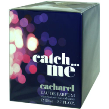 "Agua de perfume catch…me, ""cacharel"""