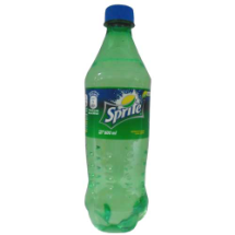 600 ml-Refresco de limón
