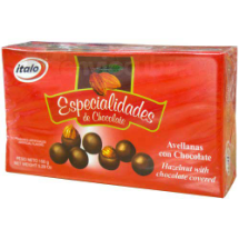 150 g-Avellanas con chocolate