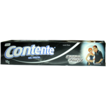 "Gel dental, ""Contente"""