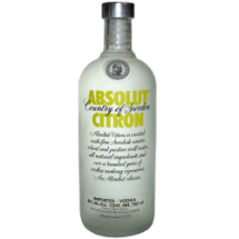 750 ml-Vodka citron