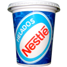 450 ml-Helado de chocolate