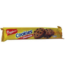 40 g-Galletas Cookies gotas chocolates
