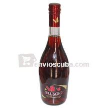 750 ml-Vino Bellagio red