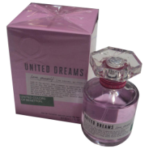 "80 ml-Agua de tocador Love yourself, ""UNITED COLORS OF BENETTON"""