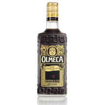 700 ml-Tequila OLMECA fusión chocolate