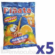 "Kit de refrescos ""Piñata"""