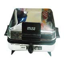 """imusa"", Grill reversible"