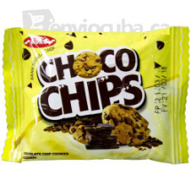 12 g-Galleta chocolate chip original