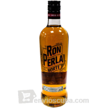 700 ml-Ron PERLA DEL NORTE carta oro