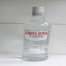700 ml-Vodka KARLOVA