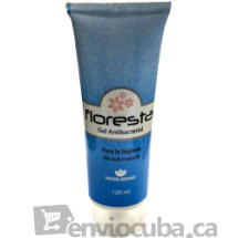 120 ml-Gel antibacterial Floresta