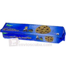 225 g-Galletas con chips de chocolate