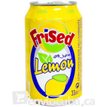 33 cl-Refresco limón frised