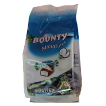 220 g-Miniaturas de chocolate BOUNTY