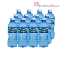 12x500 ml-Agua mineral natural