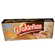 384 g-Galletas integrales
