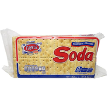 160 g-Galletas soda