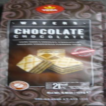 125 g-Wafers chocolate bites