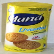 145 g-Galleta dulce Maná