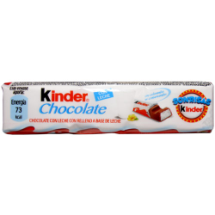 125 g-Chocolate KINDER