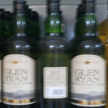 700 ml-Whisky Blue Glen Ryan