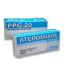 PPG-20mg TABL BLES X 30
