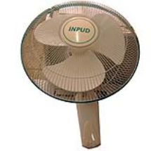 """INPUD"", Ventilador de pared"