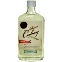 350 ml-Ron Cubay carta blanca