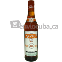700 ml-Ron SANTERO palma superior