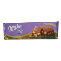 300 g-Tableta de chocolate Milka