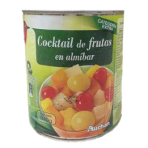 840 g-Cocktail de frutas