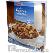 375 g-Cereal relleno leche