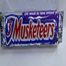 16.2 g-Chocolate en barra 3 Musketeers