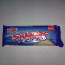 11g-Galleta de soda salada