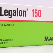 LEGALON 150 mg CAPS BLES X 10