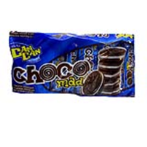 48 g-Galleta rellena CHOCOMAD