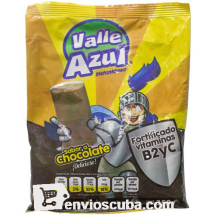350 g-Chocolate en polvo Valle Azul
