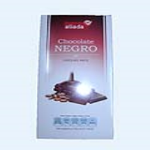 125 g-Tableta de chocolate negro