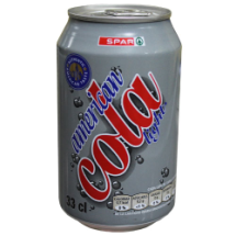 33 cl-Refresco american cola light