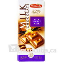 100 g-Tableta de chocolate con leche