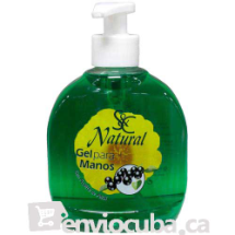 Gel para las manos Natural