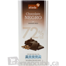100 g-Tableta chocolate negro