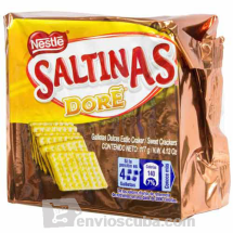 117 g-Galletas saltinas DORÉ