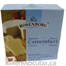125 g-Queso Camembert