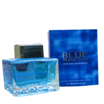 100 ml-Agua de tocador Blue Seduction