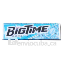 11 g-Chicle refrescante BIGTIME