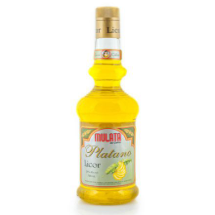 700 ml-Licor de plátano