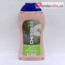 750 ml-Gel de ducha cherokee